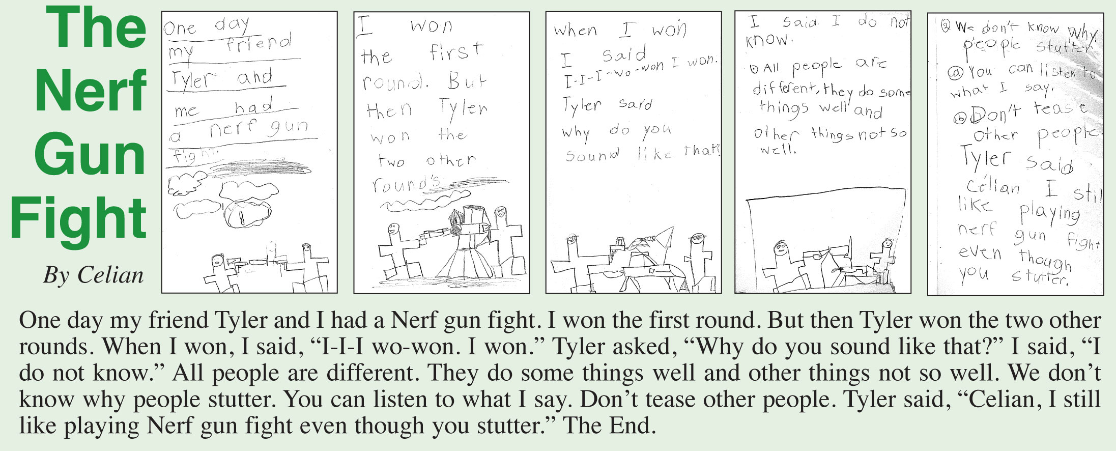 When do kids learn to write letters