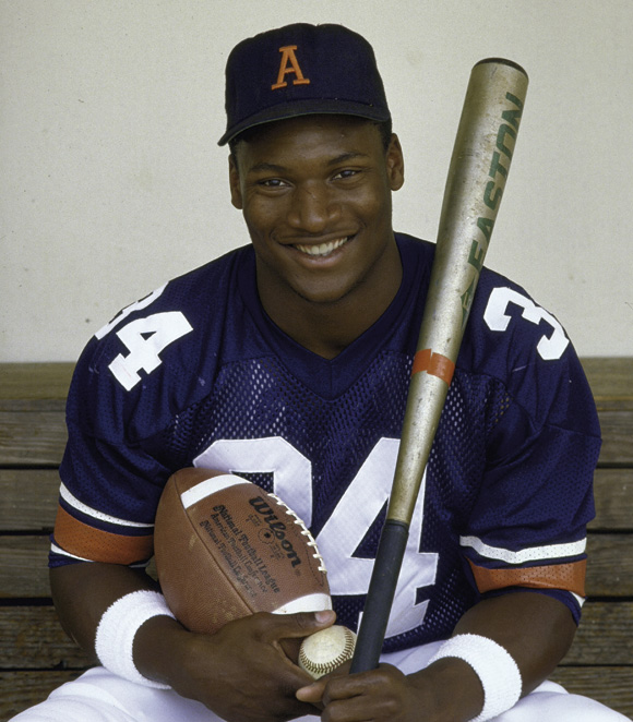 bo jackson biography movie