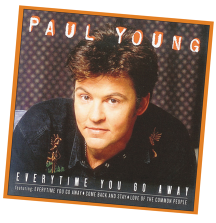 EVERY TIME YOU GO AWAY CHORDS (ver 2) by Paul Young ...