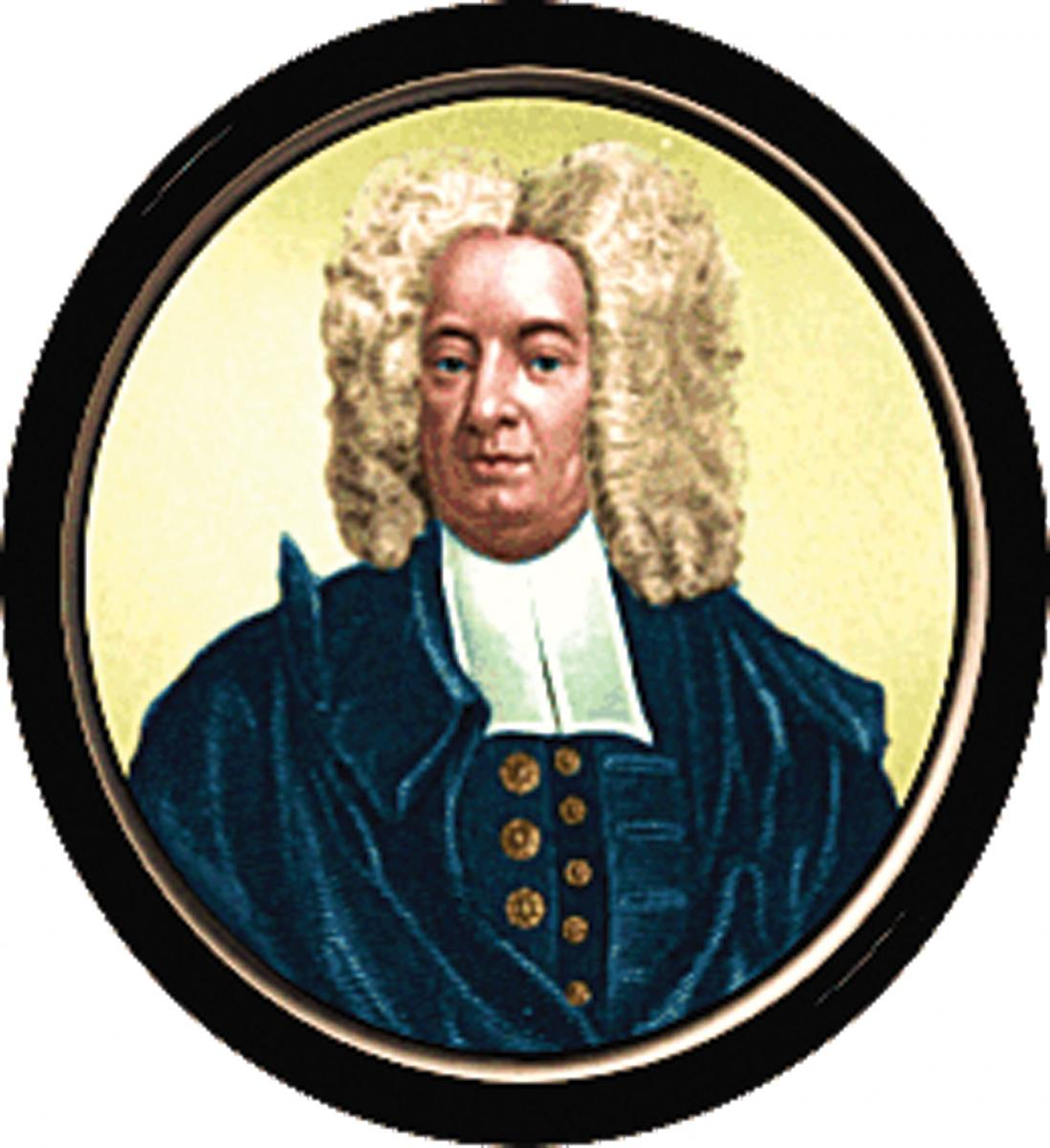 John Cotton Minister England Colonial: An Historic Figure Who Stuttered